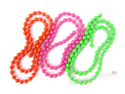 Цепочки для глазок HARELINE Fluorescent Bead Chain Eyes
